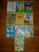 Leap Frog Tag Learning System Reader Lot of 9 Books