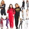 WOMENS PLUS SIZE RED AND GREEN STRIPE /NO9 CHIC/ BOSS LADY CUSTOMIZED TRACKSUIT