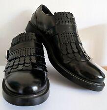 TODS Tod´s Damenschuhe Schuhe Halbschuhe Leder schwarz Gr. 38,5 Loafer