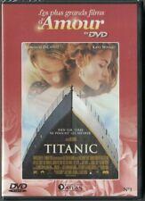 DVD TITANIC LES PLUS GRANDS FILMS D'AMOUR SOUS BLISTER