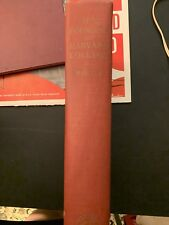 HARVARD-YALE Antique1st Ed.  Hist. Of Harvard College to 1700