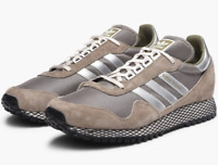 Adidas New York Retro Men's Running Shoes 80's Trace Cargo Silver