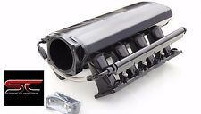 LS3 L92 Ly6 SHEET METAL INTAKE MANIFOLD WITH FUEL RAILS AND 102mm High Ram