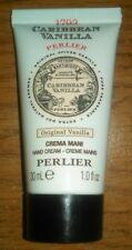 Perlier Caribbean Vanilla Travel Size Hand Cream Natural Prefect Unique