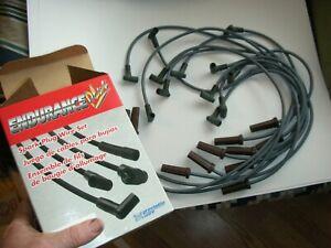 universal SBC small Block Chevy  Spark Plug Wires HEI  8mm usa 305 400 350 327