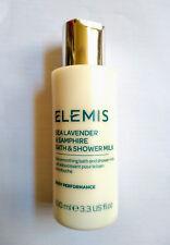 Elemis Sea Lavender & Samphire Bath & Shower Milk 100ml Travel Size NEW