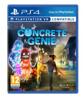Concrete Genie (PS4 PSVR)  BRAND NEW AND SEALED - IN STOCK NOW!