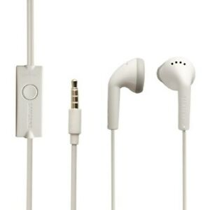 Original Samsung In-Ear Kopfhörer EHS61ASFWE Headset 3,5 mm Klinkenstecker Weiß