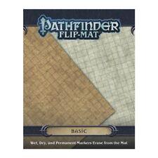 PATHFINDER Dungeons & Dragons D&D Flip-Mat BASIC MAP Paizo RPG, NEW