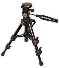 kompakt Foto Stativ Alu 28 - 50cm für Kamera Spektiv FT05