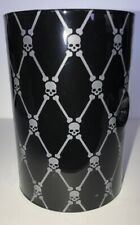 """Yankee Candle  SUPERSTITION SKULL Double Tea Light Candle Holder NIB  6"""" X 4"""""""