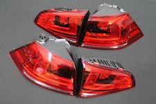 VW Golf VII 7 USA Rückleuchten Heckleuchten Bremsleuchten Taillights Set