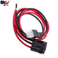 6 pin DC power cord cable for Kenwood Icom radio IC-706 TS-570 TS-2000 Alinco