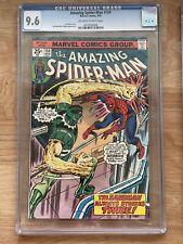 Amazing Spiderman 154 CGC 9.6 Sandman 1976 NM+