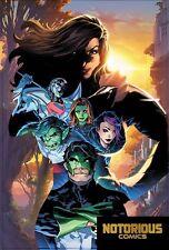 Titans #31 Variant Dc Comics 1st Print 12/12