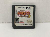Naruto: Ninja Council 3 Nintendo DS, 2007 Cartridge Only