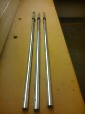 Telescopic Caravan TV Aerial Mast Pole 3 Section 2.7M (9Ft) Aluminium
