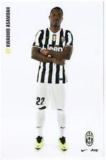 Cartoncino Juventus - Kwadwo Asamoah