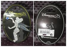 DISNEY PIN TRADING 2017 TINKER BELL JEWEL 25th Anniversary DLR PARIS