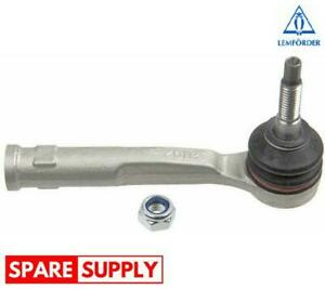 TIE ROD END FOR FIAT LEMFÖRDER 39280 01 FITS FRONT AXLE, RIGHT