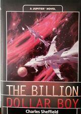 CHARLES SHEFFIELD THE BILLION DOLLAR BOY BOOK 2 HARDCOVER MAR 1997 1ST ED F/VF