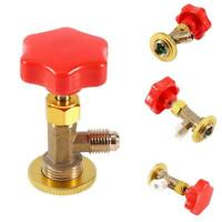 """R-134a SAE Auto Can Tap AC Refrigerant Bottle Opener Air Refrigerant M14 / 1/4"""""""