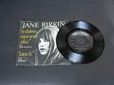 "1969 JANE BIRKIN  S.GAINSBOURG 'JE T'AIME' 7"" SINGLE GERMAN FONTANA  PIC SLEEVE"