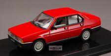 Alfa Romeo 90 Super Colore Rosso Pego Modellino in Scala 1:43 Pg1020