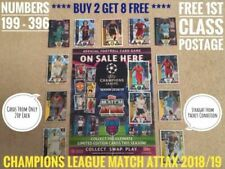Topps Match Attax Premier League Football Trading Cards