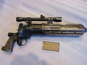 Hasbro Star Wars BOBA FETT EE-3 Electronic BLASTER RIFLE Gun * NO SOUND/Lights