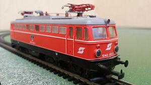 Liliput HO gauge 114 14 OBB E-Lok BR Class 1042 050-03 electric loco, orange