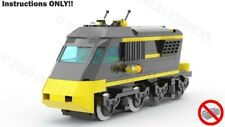 CUSTOM TRAIN MOD ENGINE #4559 6 WIDE to power with POWERED UP MOTOR PLANS!