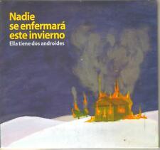 ELLA TIENE DOS ANDROIDES - Nadie Se Enferma... ( Mexican Band of Indie Rock ) Cd