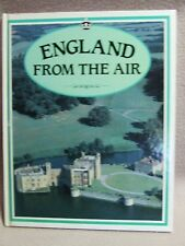 England From The Air.      Tiger Books   (Hardback  1991)