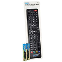"""HQRP Remote Control for Sanyo 24""""-65"""" Series LCD LED HD TV Smart 1080p 3D Ultra"""