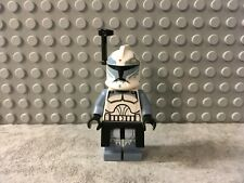 LEGO Star Wars Clone Commander Wolffe Minifigure (7964) - Free Shipping!
