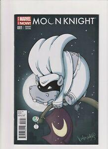 Moon Knight #1 2014 Variant Marvel Comic Book ** SCARCE**