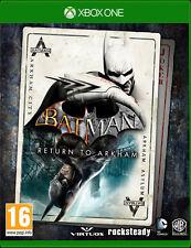 Batman Return to Arkham Game for Xbox One 1 UK PAL - &