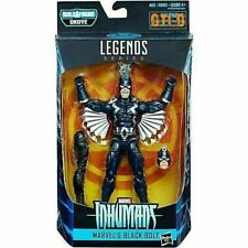 Marvel Legends Inhumans Black Bolt with Black Panther Okoye BAF new MISB