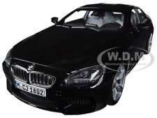 BMW M6 F13M COUPE BLACK SAPPHIRE 1/18 DIECAST CAR MODEL BY PARAGON 97051