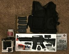 M83 M4 Airsoft Electric Airsoft Gun Double Eagle + Other Airsoft Gear