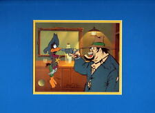 NASTY CANASTA PRINT PROFESSIONALLY MATTED Warner Bros Daffy Duck
