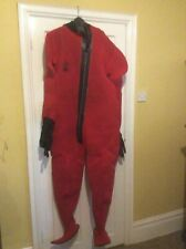 International Safety Products 1991 Mk1 Immersion Suit Size XL