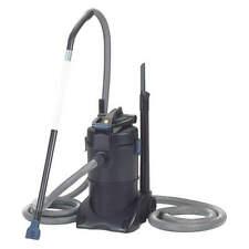 Pond Vacuum,16in. dia,13.3A,1600W,120VAC 37230