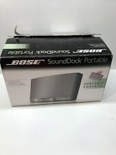 🔥Brand New Bose Sounddock Portable 4 iPhone 4/4s Digital Music System
