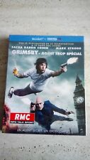 Grimsby Agent Trop Spécial Blu Ray+Digital Ultraviolet Neuf Sous Blister neuf