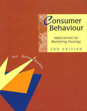 BRANDNEW Consumer Behaviour Implications for Marketing Strategy 2nd Edition Book