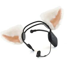 Powered by brain waves, the work of cat ears. necomimi Technology Gadgets Japan
