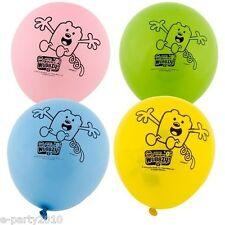 WOW! WOW! WUBBZY 12in LATEX BALLOONS (8) ~ Birthday Party Supplies Decorations