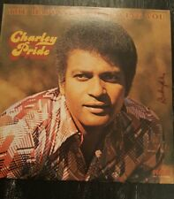 Charley Pride The Happiness of Having You 1975 RCA LP Country Vintage Vynil